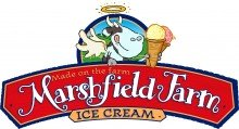 We sell Marshfield Farm Ice Cream