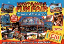 West Sands Fun Fair